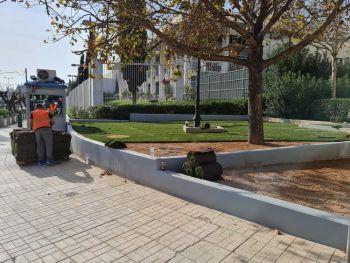 Έργο των ομβρίων υδάτων για τις ανάγκες Αμερικανικής Πρεσβείας