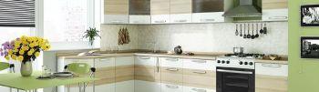 Ντουλάπια εντοιχιζόμενα ή αμοντάριστα στην κουζίνα