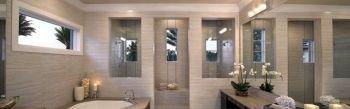Σωστός φωτισμός μπάνιου και χολ