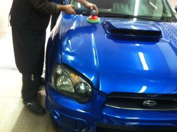 Ανακαίνιση - αποπεράτωση πλυντηρίου αυτοκινήτων